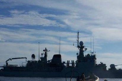 """Gibraltar denuncia una """"incursión ilegal"""" del buque Infanta Cristina en aguas territoriales"""