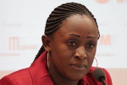 La periodista congoleña Caddy Adzuba, Premio Príncipe de Asturias de la Concordia