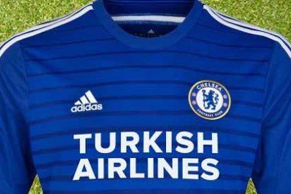 Así será la nueva camiseta del Chelsea