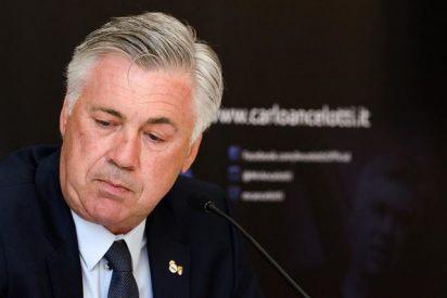 """Carlo Ancelotti: """"El Atlético de Madrid no es violento, el fútbol no es para señoritas"""""""