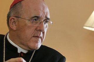 """Osoro: """"No soy un político, ni un profesor de Universidad, soy simplemente un obispo"""""""