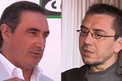 "Herrera llama ""cretino e imbécil"" a Monedero por apoyar las tesis de ETA"