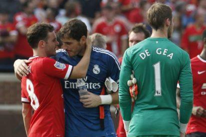 El Madrid le puede quitar a Mata al Atlético