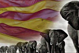 Los soberanistas preparan sin complejos su campaña a la espera de que Mas convoque el 9-N