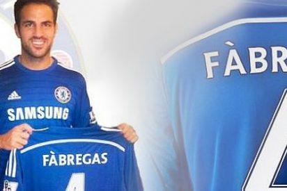 Arsen Wenger deja de hablar a Cesc por fichar por el Chelsea