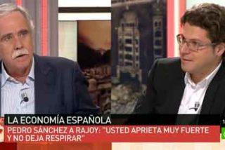 """'Chani' Pérez Henares se encara con Fernando Berlín: """"España no es un régimen, es una democracia"""""""