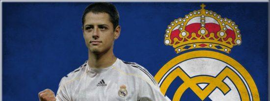 """Chicharito: """"Me hacía falta una alegría así; aquí en el Real Madrid piden más del 100%"""""""