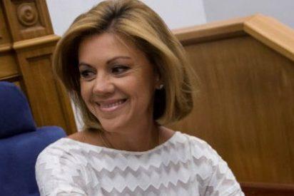 """""""Aforados"""": María Dolores de Cospedal ha puesto unos cuantos puntos sobre las íes"""