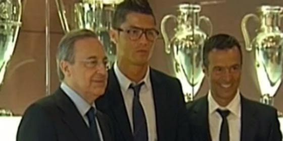 Golpe de Estado de Jorge Mendes: quiere a Cristiano Ronaldo en Manchester