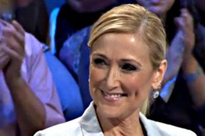 """Cristina Cifuentes: """"Esperanza Aguirre es un animal político y lo haría de maravilla como alcaldesa de Madrid"""""""