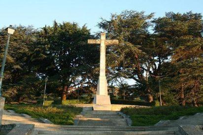 Quinteiro defiende el valor de la cruz de O Castro