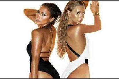 El 'atracón' de culos entre Jennifer Lopez e Iggy Azalea o la nueva moda de cómo manosearse