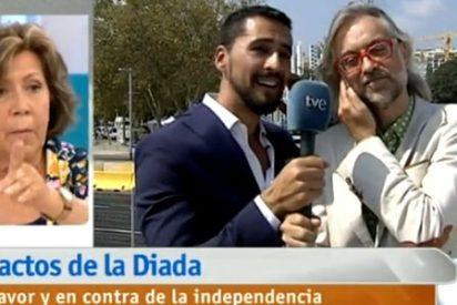 """El cabreo de Curri Valenzuela con Víctor Amela: """"Me ha insultado"""""""