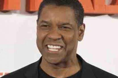 Denzel Washington bromea con la derrota de España en el Mundial