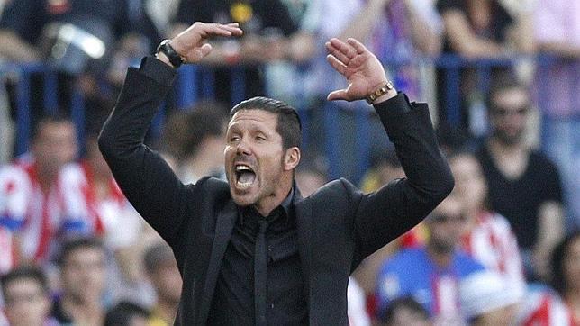 """""""Simeone se irá a final de temporada"""""""