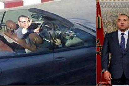 El desaforado amor por el rey de Marruecos le cuesta a un joven tres años de cárcel