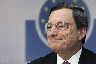 Habla Mario Draghi y suben el Ibex 35 y todas las bolsas
