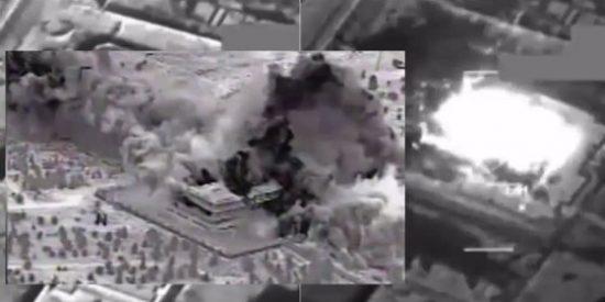 Así destruyen los letales F-22 y drones las madrigueras del ISIS: 122 yihadistas muertos