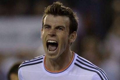 Gareth Bale es el arma de Ancelotti más en forma para el derbi Real Madried-Atlético de Madrid