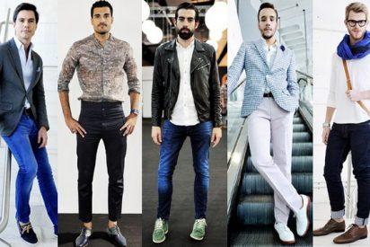 Los mejores looks del Street Style de la MBFWM de la mano de eBay