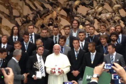 """Cinco millones de espectadores siguieron el """"partido por la paz"""" en Italia"""