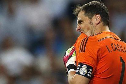 """Iker Casillas se humilla ante los pitidos del Santiago Bernabéu: """"Me siento culpable"""""""