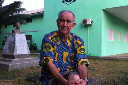 Miguel Pajares envió en julio un SOS desde Monrovia ante la falta de guantes, máscaras y desinfectantes