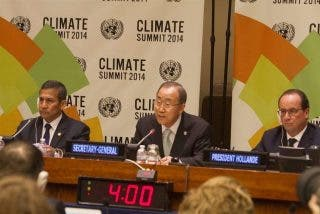 Cumbre del Clima se pospone al 2021