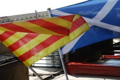 Todos los partidos salvo PP y C's se desplazan a Escocia para seguir el referéndum