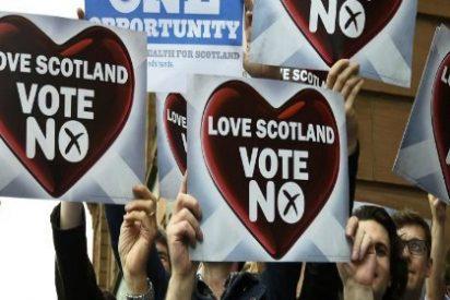 Escocia dice 'no' a la independencia: El NO gana por 10 puntos de ventaja en el referéndum