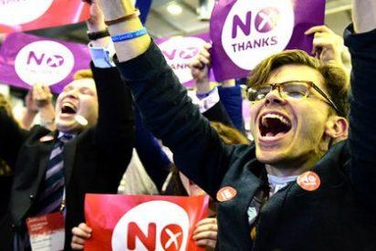 La revolución que le espera a Reino Unido pese al 'No' de Escocia tiene mucha mecha