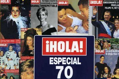 Los 70 años de ¡Hola! es un especial inigualable
