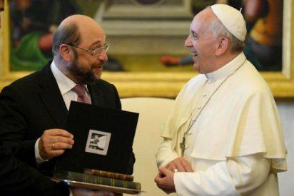 Francisco hablará ante el Parlamento Europeo el próximo 25 de noviembre