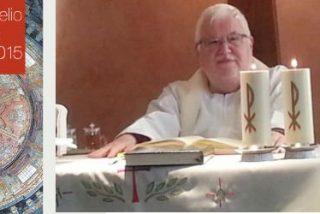 El jesuita Ángel Pérez Gómez escribe el Evangelio diario 2015 en la Compañía de Jesús