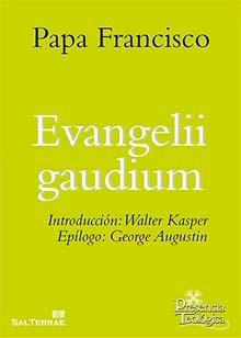 Sal Terrae publica la Evangelii Gaudium introducida por Kasper