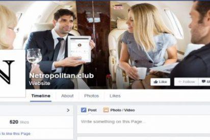 ¿Harto de ser un 'cualquiera' en las redes sociales? ¡Llega el Facebook para ricos!