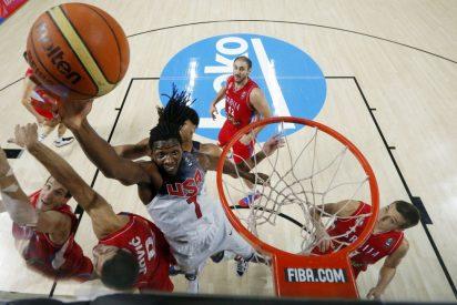 Estados Unidos sigue siendo el rey del baloncesto: Arrolla a Serbia y gana la Copa del Mundo