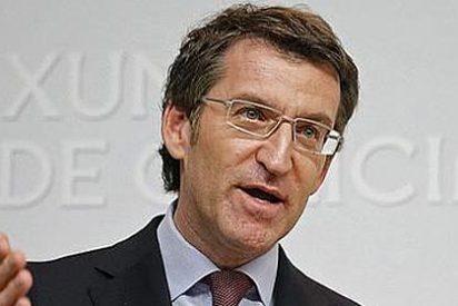 Feijóo defiende la reforma electoral en una sesión que acaba en cruce de insultos