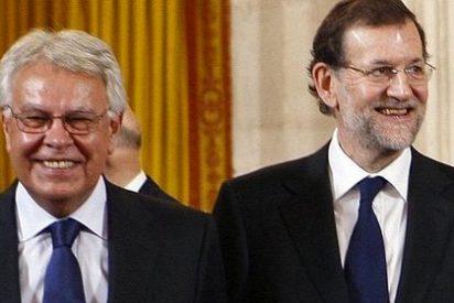 Pilar Cernuda desvela que Rajoy pide consejo a Felipe González