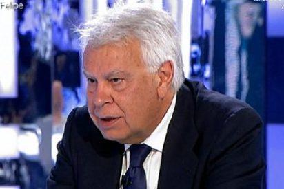 Felipe González no cree que Jordi Pujol sea un corrupto.