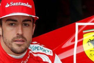 McLaren incluye a Alonso en su web
