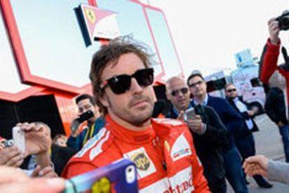 El 'safety car' le 'roba' la segunda plaza a Fernando Alonso en el GP de Singapur