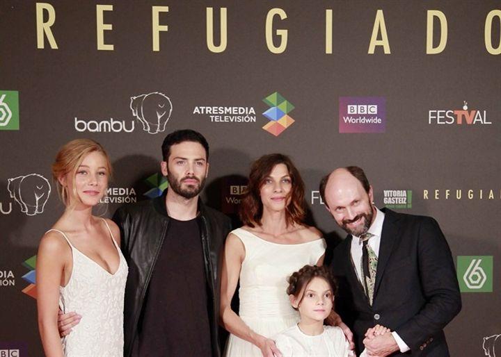 """""""Refugiados"""" se presenta en el FesTVal de Vitoria"""