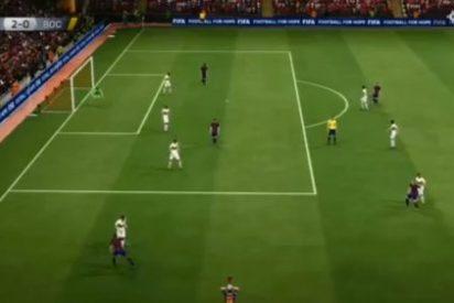 EA Sports estudia quitar los cánticos independentistas del Camp Nou