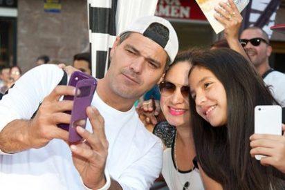 La incompresible negativa de Frank Cuesta de hablar sobre su mujer durante el FesTVal