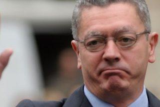 Rajoy frustró in extremis la traca de despedida que Gallardón preparó
