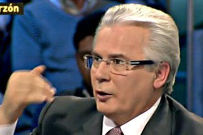 Garzón se queda con un palmo de narices: ni un céntimo por el año que estuvo suspendido como juez por las fosas