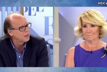 """Jaime González sale en defensa de Esperanza Aguirre: """"Es víctima una cacería política de propios y extraños"""""""
