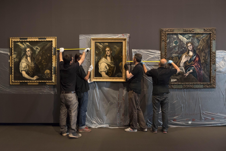 Arte y oficio en la marca El Greco