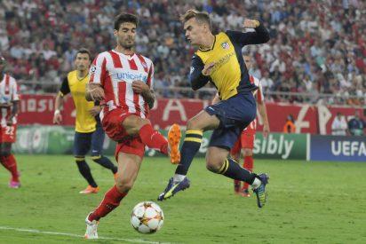 El Atlético de Madrid de Simeone pierde 'punch' y se fabrica un problema en Champions
